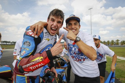 Marc Marquez's brother Alex wins 2019 Moto2 world championship