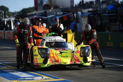 Rebellion says engine problems solved ahead of Le Mans 24 Hours