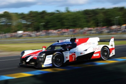 Le Mans 24 Hours warm-up: Kobayashi's Toyota fastest by a second