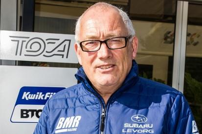 BMR brings legendary team boss Ian Harrison back into BTCC