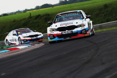 BTCC pegs back WSR BMWs with boost adjustment
