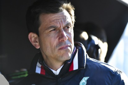 """Mercedes boss Wolff says F1 should change rules for """"harder racing"""""""