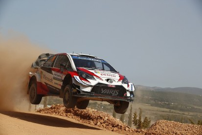 WRC Rally Italy: Latvala leads after Suninen error, Ogier out early