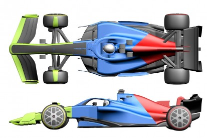 F1 cars will look more different to each other in 2021
