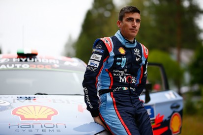 Breen replaces Mikkelsen at Hyundai for WRC finale in Australia