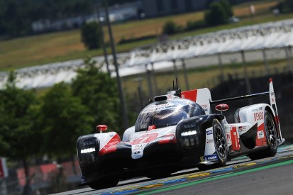 Toyota holds Le Mans 24 Hours front row after second qualifying