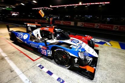 Graff loses Le Mans 24 Hours LMP2 class pole to TDS