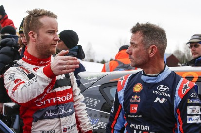 Ostberg dropped from one-off Citroen WRC outing