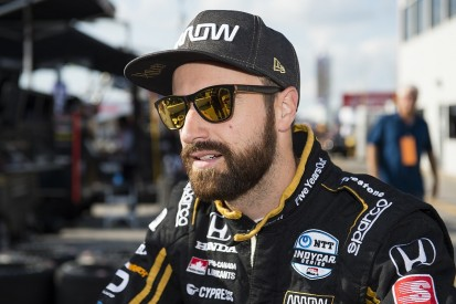 """Hinchcliffe hoping to """"salvage"""" full 2020 IndyCar campaign"""
