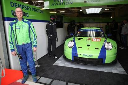 Dempsey-Proton Porsche out of Le Mans 24 Hours after Krohn's crash