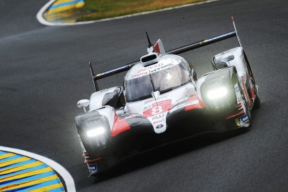 """Fourth-placed Toyota """"unlucky in traffic"""" in Le Mans qualifying - Alonso"""