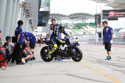 Valentino Rossi's view has 'more importance' than Maverick Vinales'
