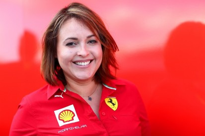 Promoted: Women in Motorsport - Interview with Shell Track Lab F1 Coordinator Kathrin Danihelka