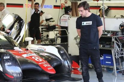 Mark Webber fears WEC will distract Fernando Alonso from F1