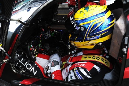 New reserve Laurent could race for Toyota if drivers have clashes