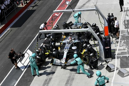 Mercedes surprised by Canada cooling change pace boost for Hamilton