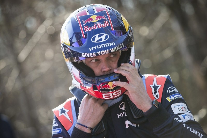 Mikkelsen returns to Hyundai WRC team for Rally Sardinia