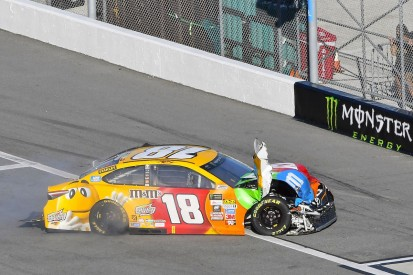 Start to 2018 NASCAR Cup season can't be as bad as '17 - Kyle Busch