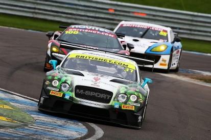 British GT champion Rick Parfitt Jr to defend title with Bentley