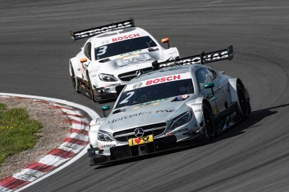 Mercedes reveals first four drivers for DTM farewell