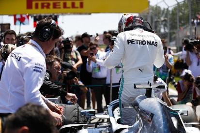 Mercedes feared Hamilton wouldn't start Canadian Formula 1 Grand Prix