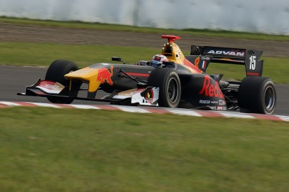 Red Bull F1 junior Gasly's form in Japan made team-mate 'miserable'