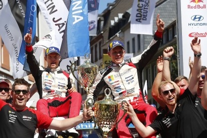 Promoted: The story behind Ott Tanak's rise to WRC glory