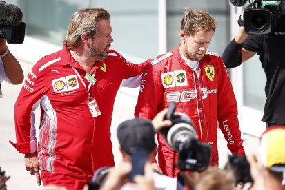 Ferrari intends to appeal Vettel's Canadian Grand Prix penalty