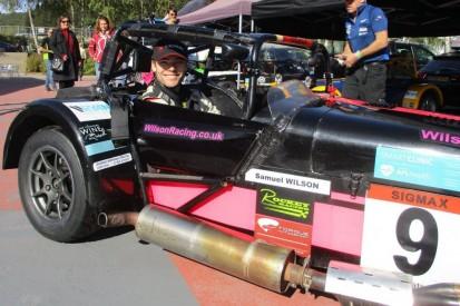Promoted: Caterham Sigmax champion Sam Wilson eyes GTs in 2020