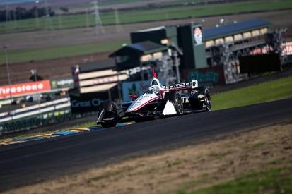 Sonoma IndyCar testing: Josef Newgarden leads Penske 1-2-3