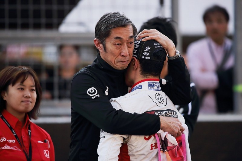 Team boss takes blame for Yamamoto Super Formula title fail
