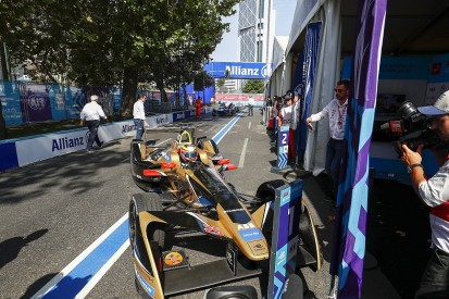 Techeetah fined €30,000 but keeps Formula E's first one-two finish