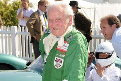 Jaguar's long-serving test driver Norman Dewis dies aged 98