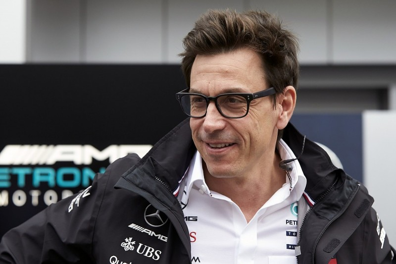 Wolff: Mercedes blocked 'wrong' reversed grids to protect F1