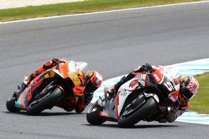 Zarco can enjoy Australia MotoGP result after his KTM struggles
