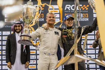 Race of Champions 2018: David Coulthard beats Petter Solberg to win