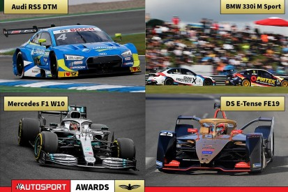 Autosport Awards: Voting for Racing Car of the Year category opens