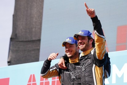 Santiago Formula E: Vergne resists Lotterer for Techeetah one-two