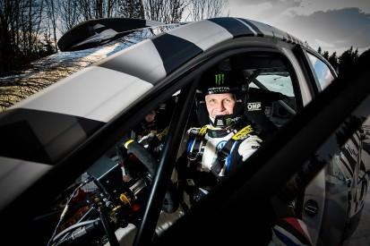 Petter Solberg chasing World Rally Championship return after VW run