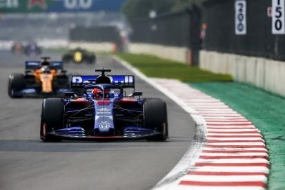 "Kvyat slams stewards ""killing the sport"" after Hulkenberg F1 clash"