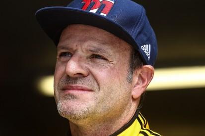 Formula 1 race winner Rubens Barrichello recovering in hospital