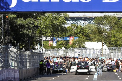Formula E welcomes F1 to '21st century' over grid girl announcement