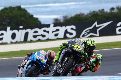 "Rossi faded in Australian GP as he was ""slowest on the straight"""