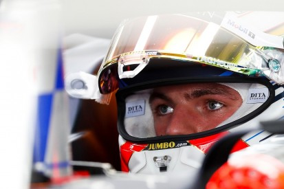 Verstappen loses Mexico F1 pole for not lifting after Bottas crash