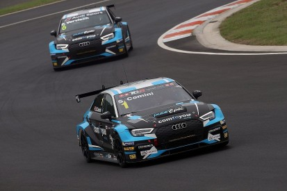 WTCR and Andros Trophy's Comtoyou plans World RX Audi programme