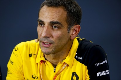 Renault voices 'wild west' F1 fears without code of conduct