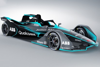 New Formula E car launched ahead of debut in 2018/19 season