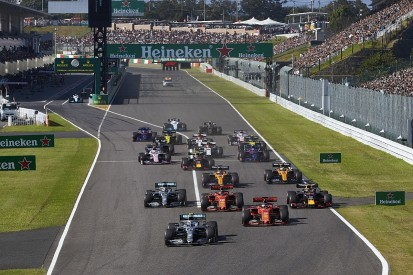 Formula 1 set to overhaul current rulemaking process in 2021