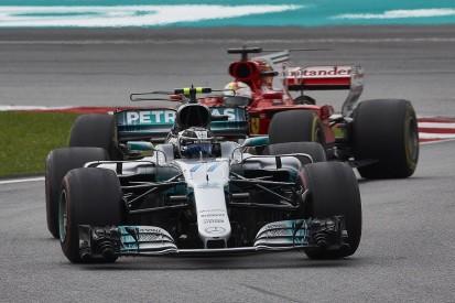 Valtteri Bottas doubted himself during 2017 F1 slump