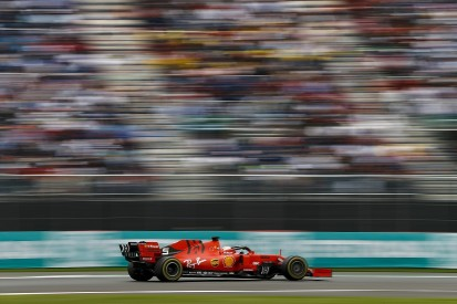 Mexican Grand Prix practice: Vettel leads Verstappen on Friday
